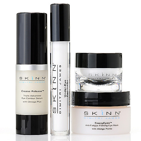 305-076 - Skinn Cosmetics Four-Piece Quick Recovery Eye Care Collection