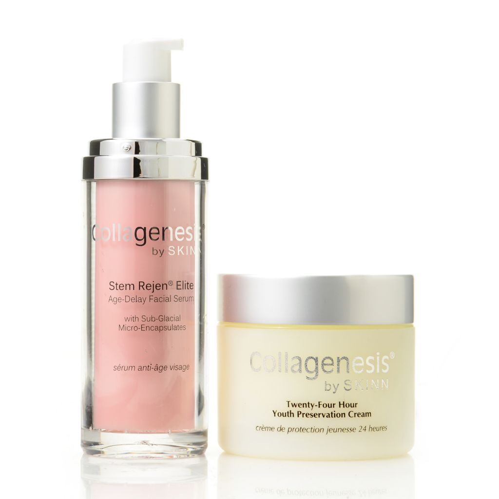 "305-082 - Skinn Cosmetics Two-Piece ""Collagenesis Intro"" Set"