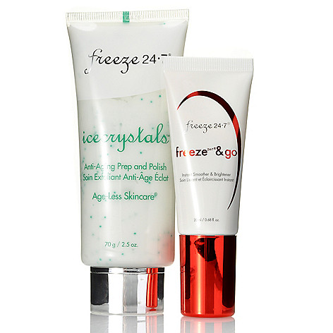 305-206 - Freeze 24-7® Smooth & Perfect Exfoliating & Brightening Duo