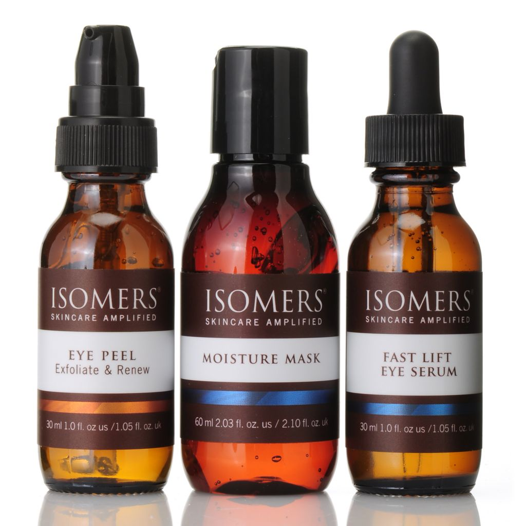 305-218 - ISOMERS® Three-Piece Revive & Restore Treatment for Younger Eyes