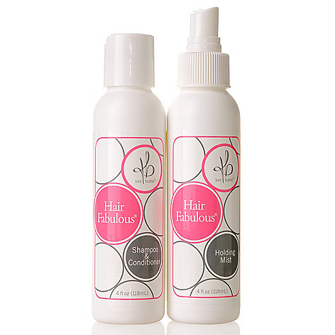 305-226 - Toni Brattin Hair Fabulous Shampoo-Conditioner & Holding Mist Haircare Kit