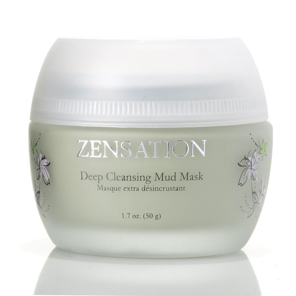 305-234 - ZENSATION® Deep Cleansing Mud Mask - 1.7 oz