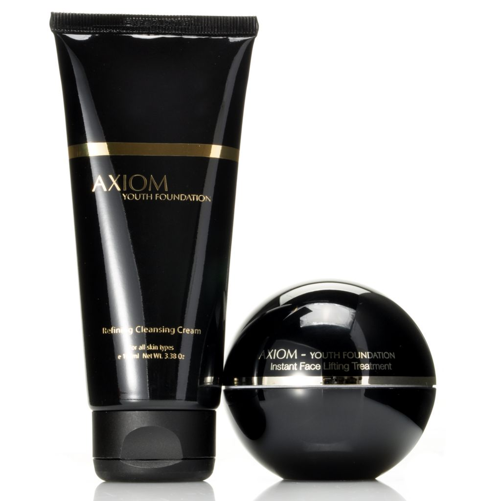 305-284 - AXIOM Instant Wrinkle Reducing Treatment & Cleanser Duo