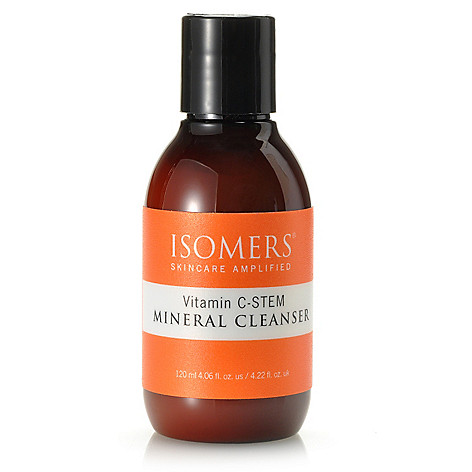 305-324 - ISOMERS Vitamin C-STEM Mineral Cleanser 4.06 oz