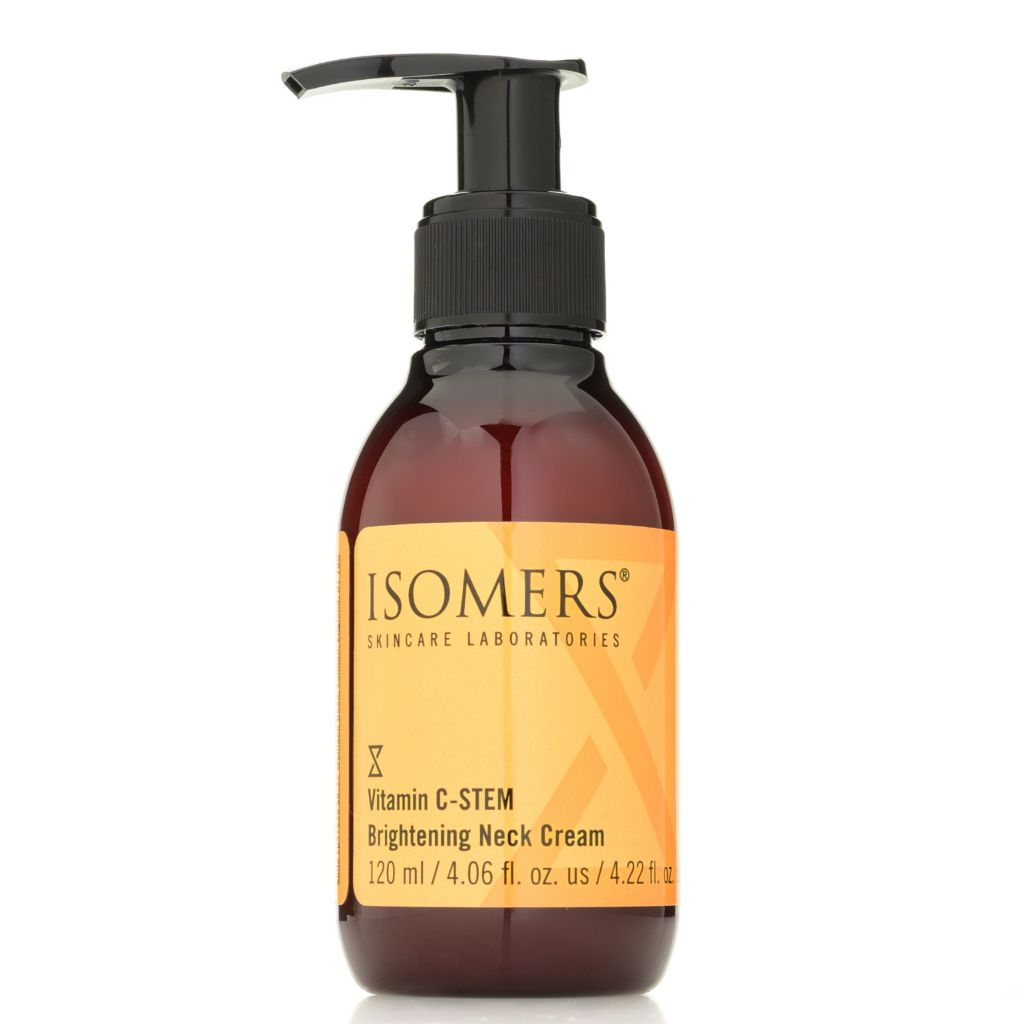 305-328 - ISOMERS® Vitamin C-STEM Brightening Neck Cream 4 oz