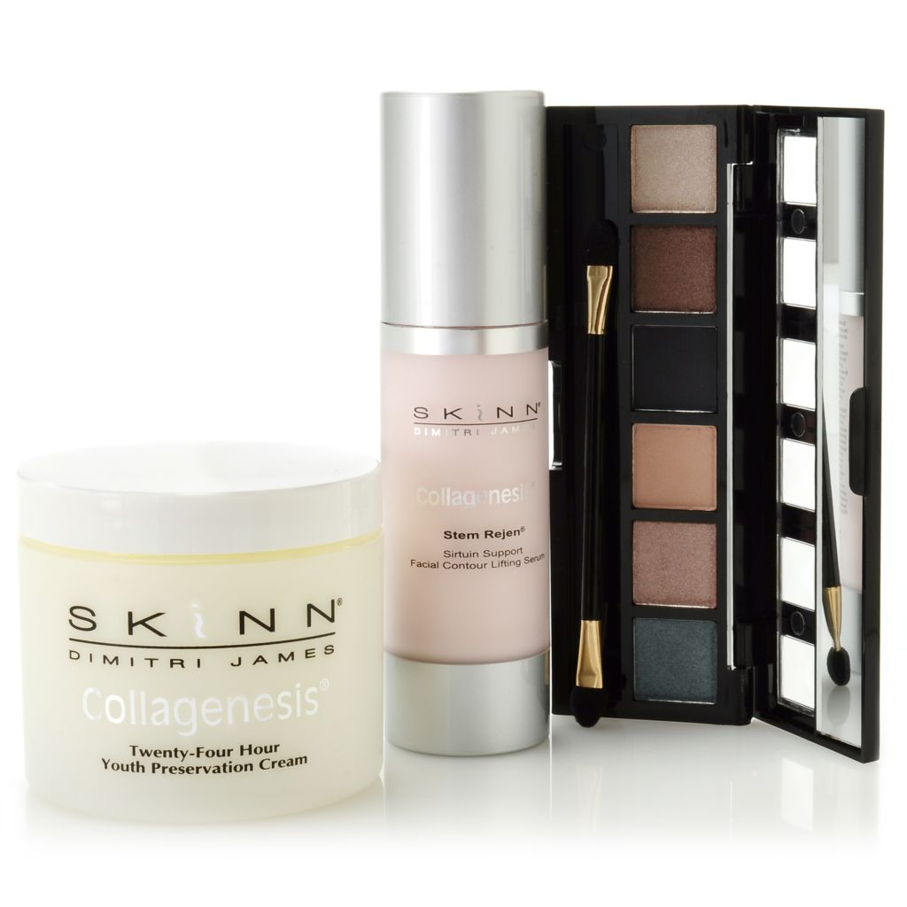305-341 - Skinn Cosmetics Three-Piece Rejuvenate & Beautify SkinnSential Kit