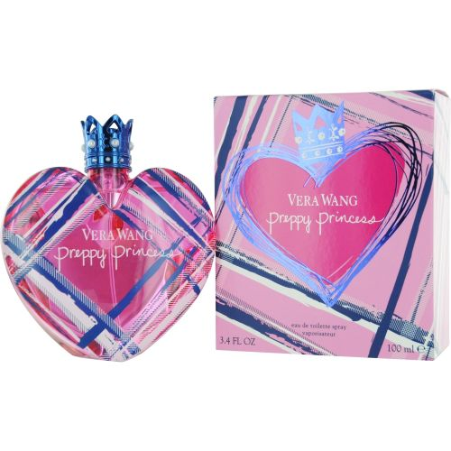 305-473 - Vera Wang Women's Preppy Princess Eau de Toilette Spray - 3.4 oz