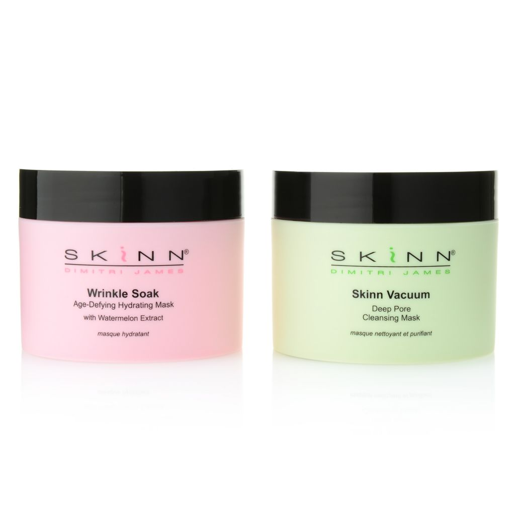 "305-501 - Skinn Cosmetics ""Purify & Replenish"" Mask Duo"