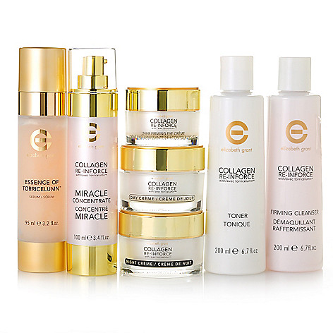 305-506 - Elizabeth Grant Seven-Piece ''Best Collagen'' Collection