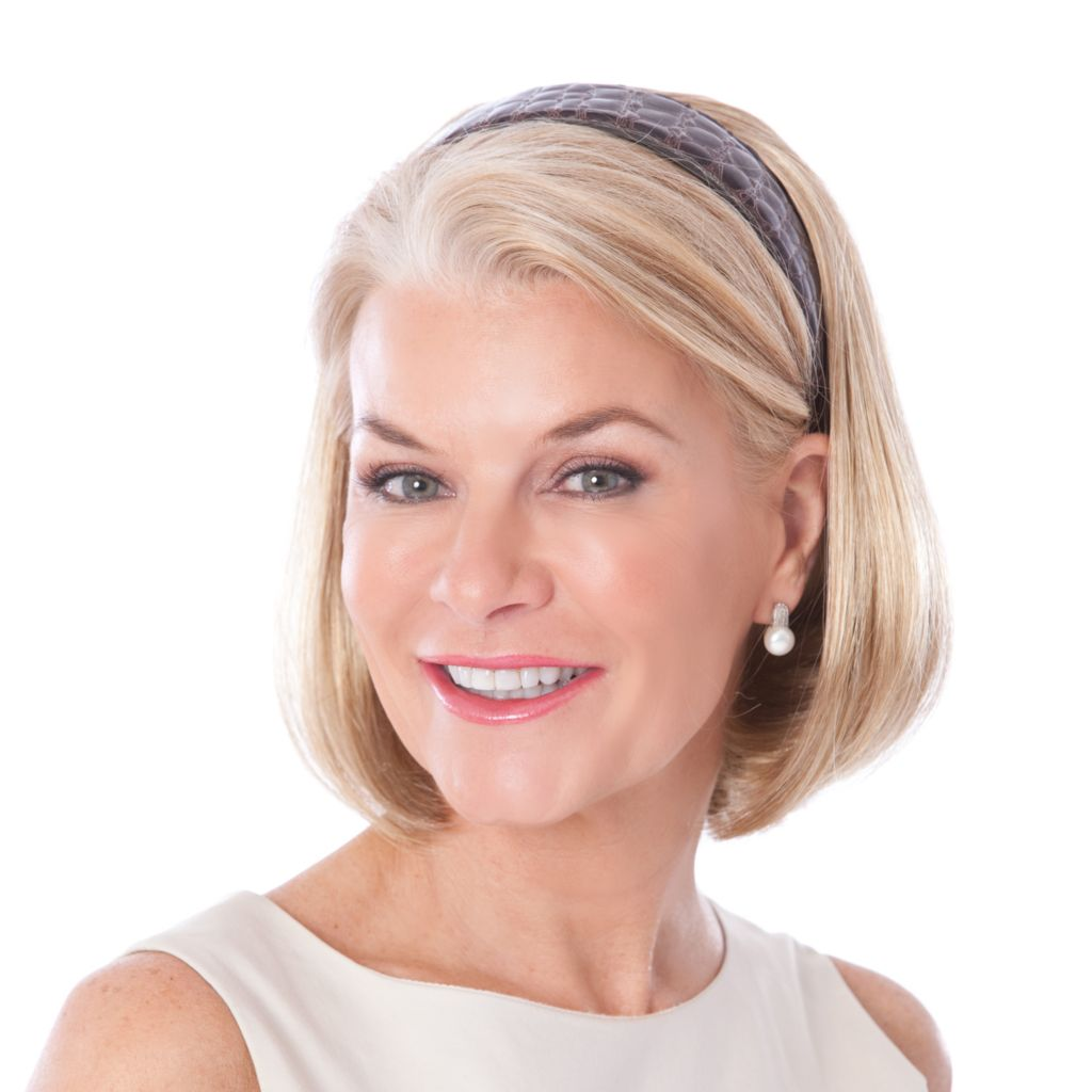 "305-562 - Toni Brattin® 13"" Bob Headband Fall"