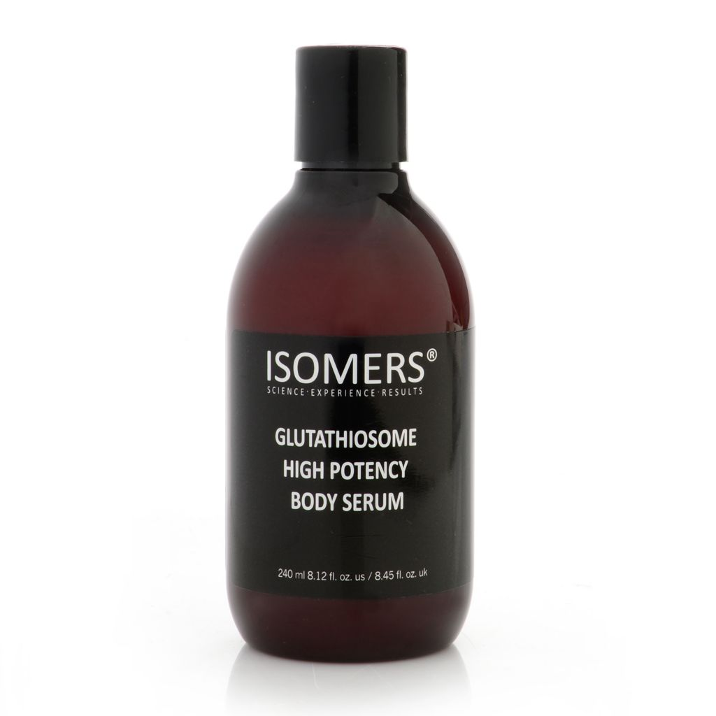 305-600 - ISOMERS® Glutathiosome High Potency Body Serum 8.12 oz