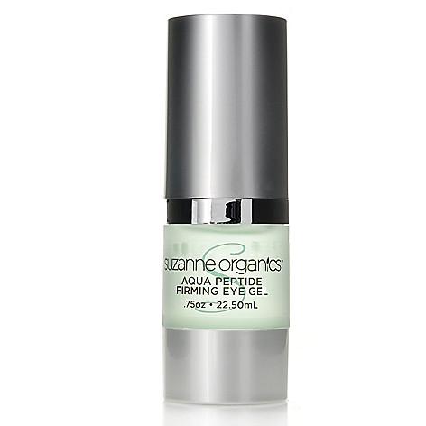 305-652 - Suzanne Somers Organics Aqua Peptide Firming Eye Gel 0.75 oz