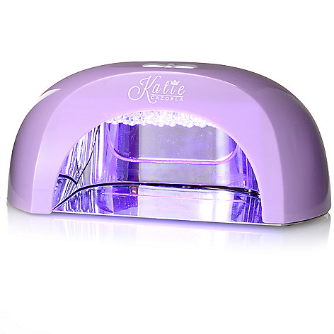 305-666 - #HollywoodTrends™ LED Manicure & Pedicure Lamp By Katie Cazorla