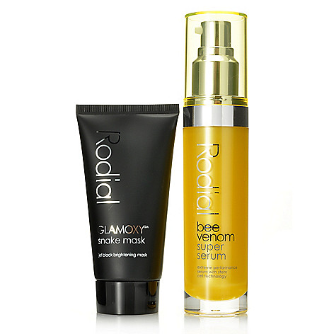 305-669 - Rodial Two-Piece Bee Venom Super Serum & GLAMOXY™ Snake Mask Set