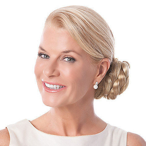 305-684 - Toni Brattin®4.5'' Elegant & Sophisticated Clip-on Braided Chignon