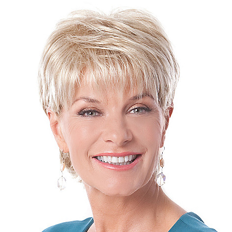 305-704 - Toni Brattin® Choice of Wavy Salon Select or Straight Contour Wig