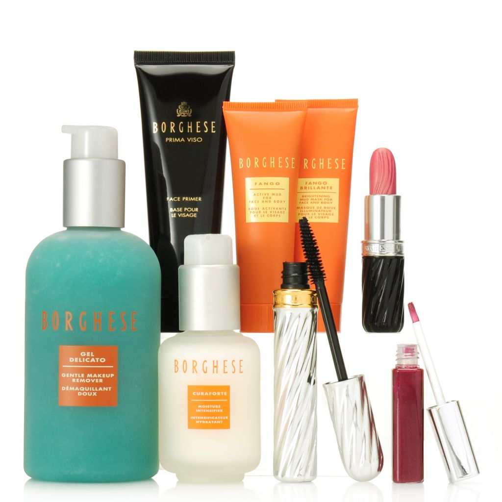 "305-758 - Borghese Eight-Piece ""Prep & Prime"" Pre-Makeup Collection"