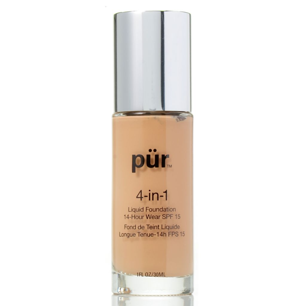 305-777 - Pür Minerals 4-in-1 Liquid Foundation 1oz