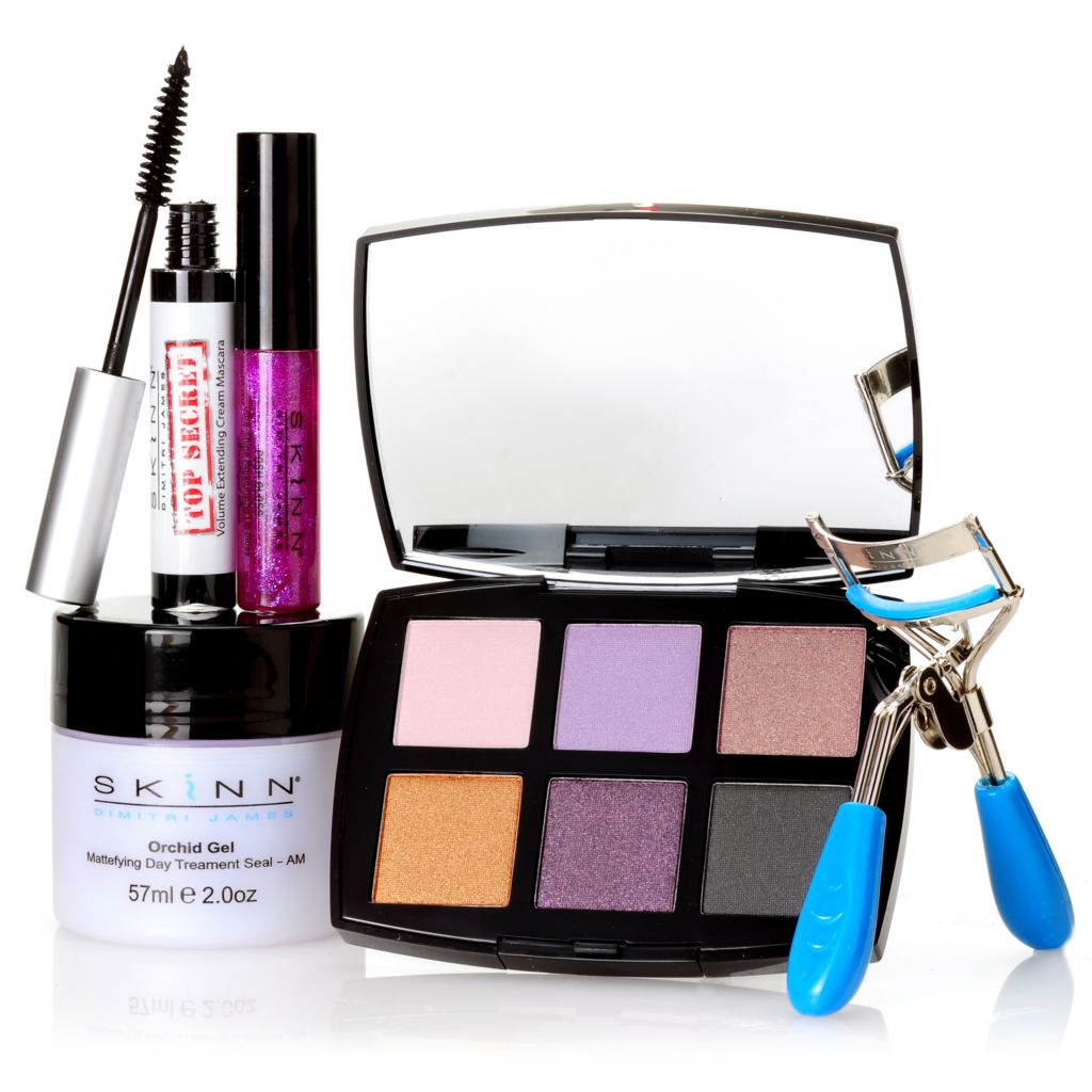 "305-792 - Skinn Cosmetics Five-Piece ""Luminous Makeover"" Collection"