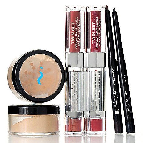 305-803 - Skinn Cosmetics Six-Piece Minerals & More Collection