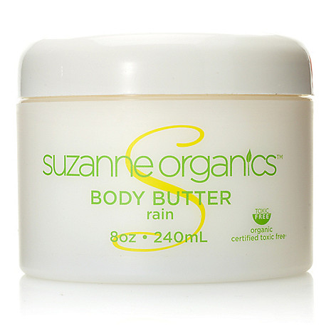 305-827 - Suzanne Somers Organics Body Butter 8 oz