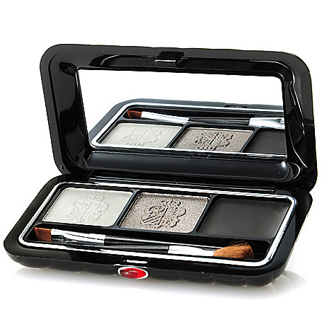 305-832 - Borghese Satin Gel Eyeliner & Dual Eye Shadow Compact