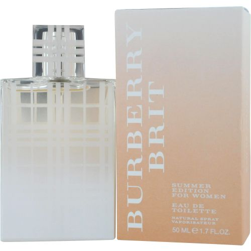 305-861 - Burberry Women's Brit Summer Eau de Toilette Spray -  1.7 0z