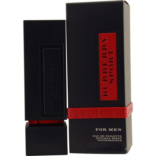 305-902 - Burberry Men's Sport Eau de Toilette Spray - 1.7 Oz.
