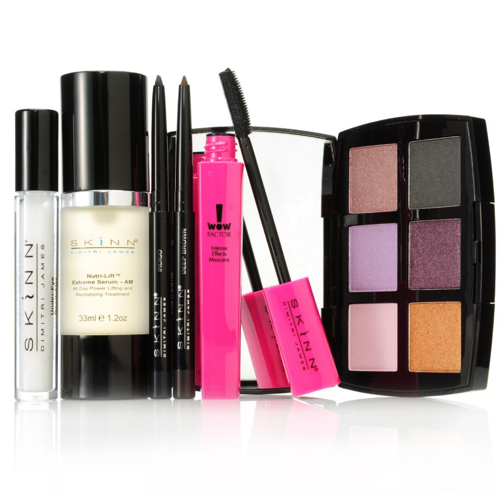 "305-957 - Skinn Cosmetics Six-Piece ""Lift & Luminous"" Collection"