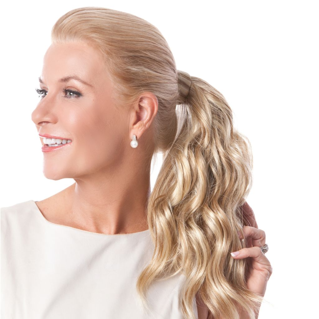 "306-073 - Toni Brattin® 14"" Snap & Wrap Braid Wave Toni Pony®"