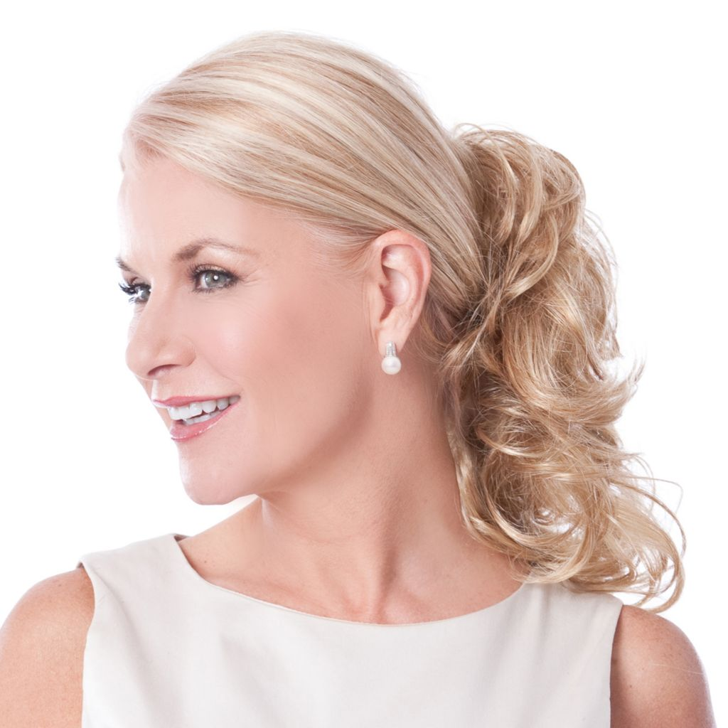 "306-080 - Toni Brattin® 11"" Bend & Shape Curl & Swirl Hairpiece"