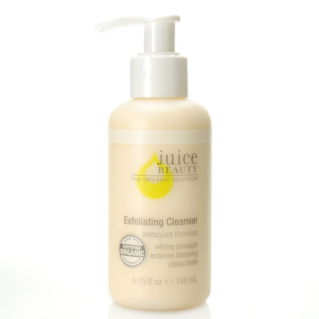 306-132 - Juice Beauty Daily Essentials Exfoliating Cleanser 4.75 oz