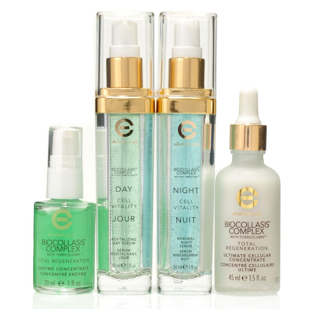 "306-162 - Elizabeth Grant Four-Piece ""Margot's Youthful Skin Secret"" Collection"