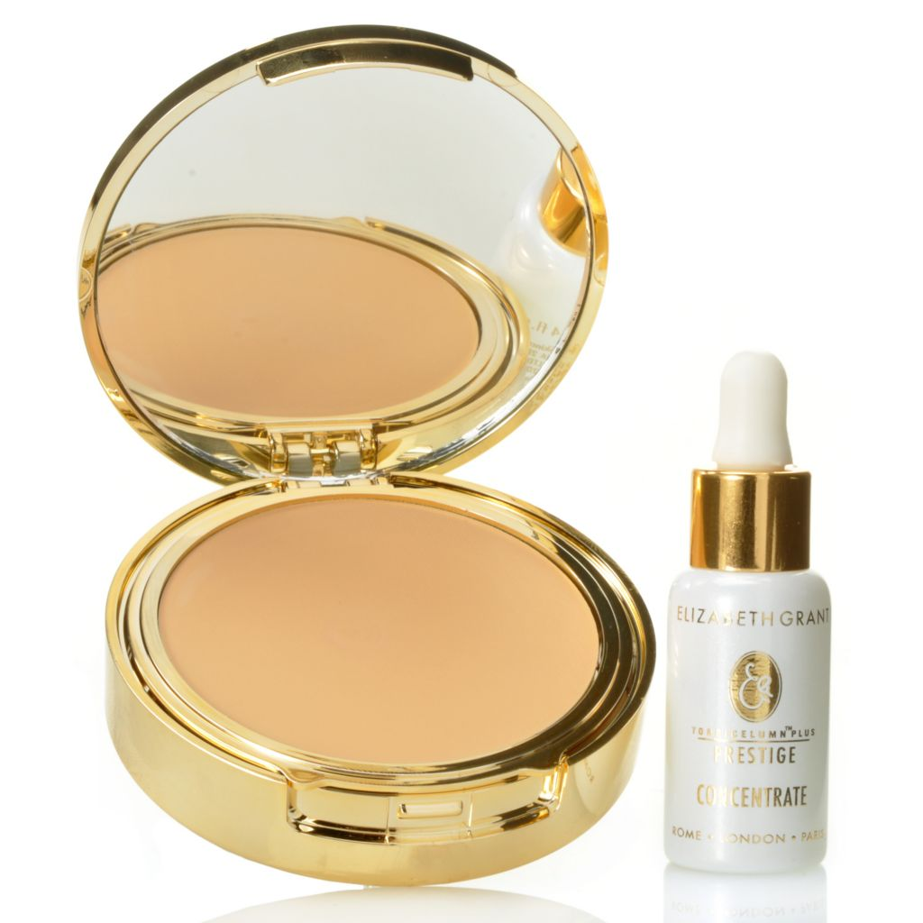 306-169 - Elizabeth Grant Beautiful Colours Perfect Cover Foundation & Concentrate