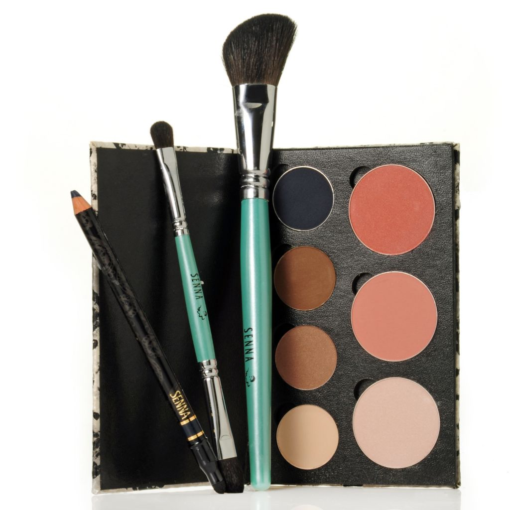 306-188 - SENNA Four-Piece Eye & Face Color Kit