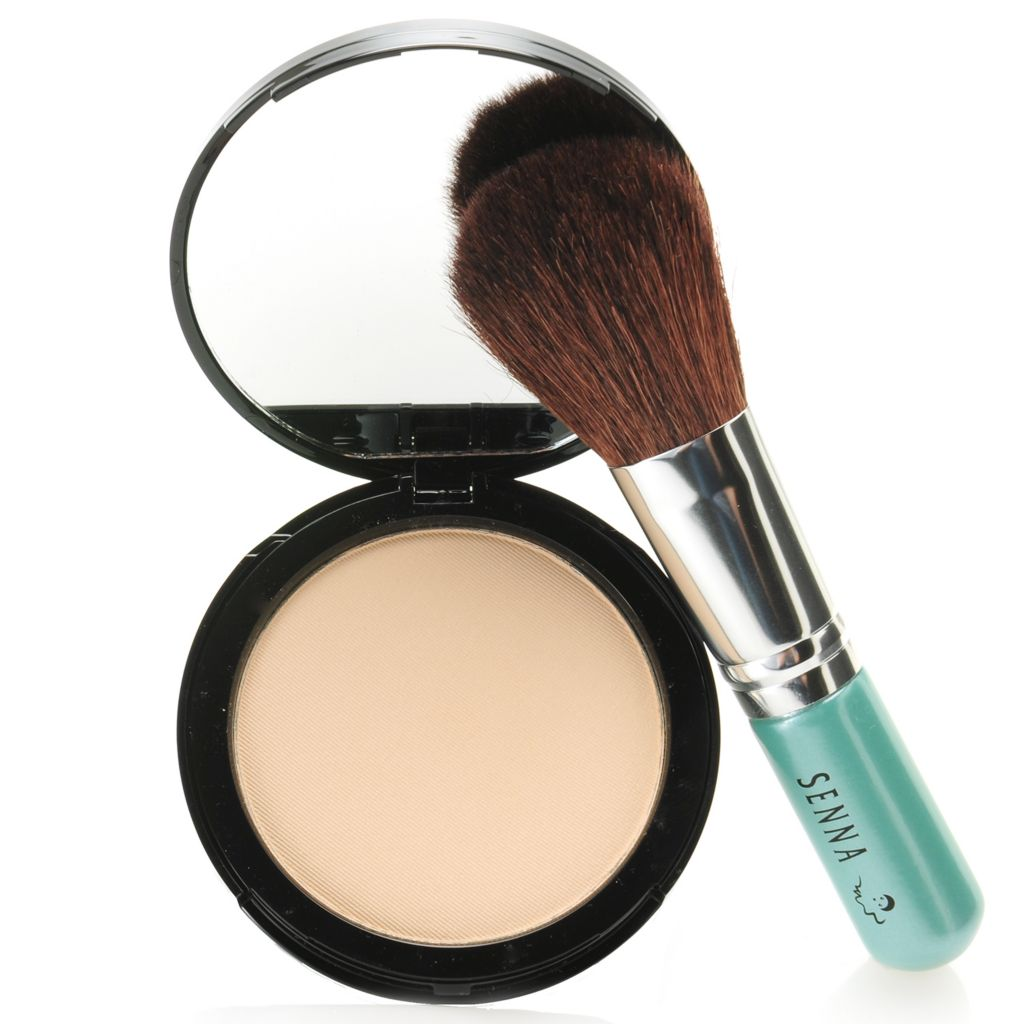 306-193 - SENNA Mineral Mix® Pressed Foundation w/ Brush