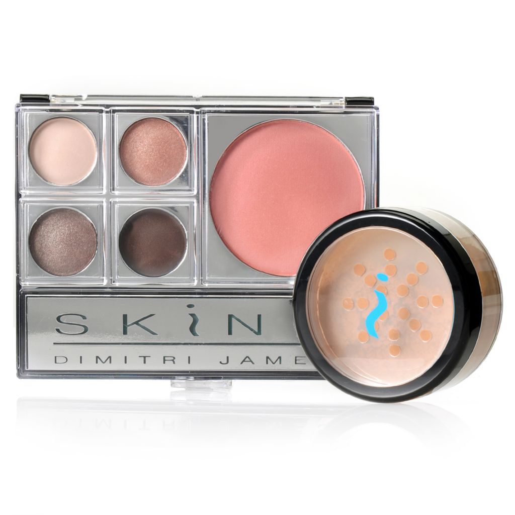 306-322 - Skinn Cosmetics Two-Piece High Definition Foundation & Compact Collection