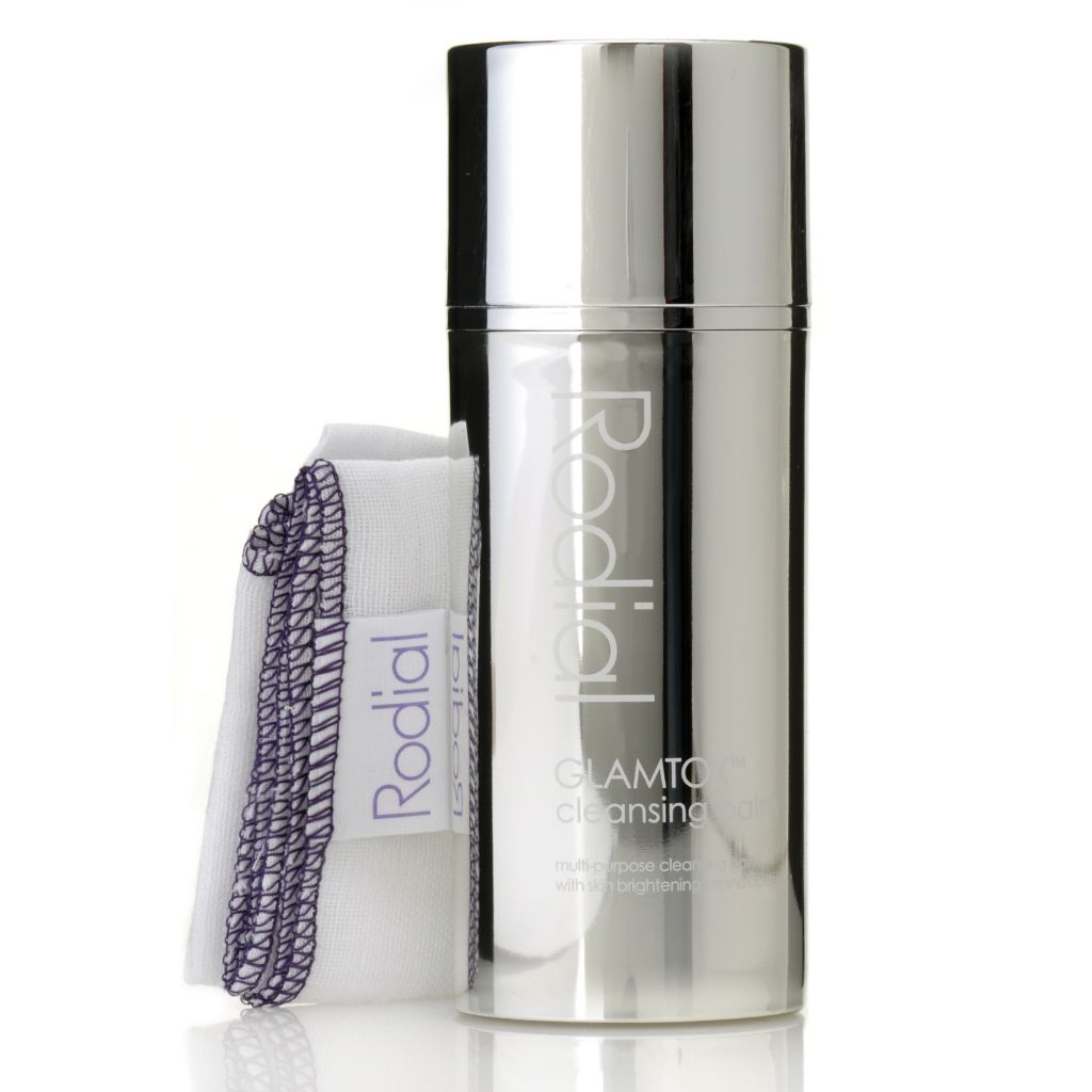 306-330 - Rodial Glamtox Cleansing Balm w/ Exfoliating Cloth 3.4 oz