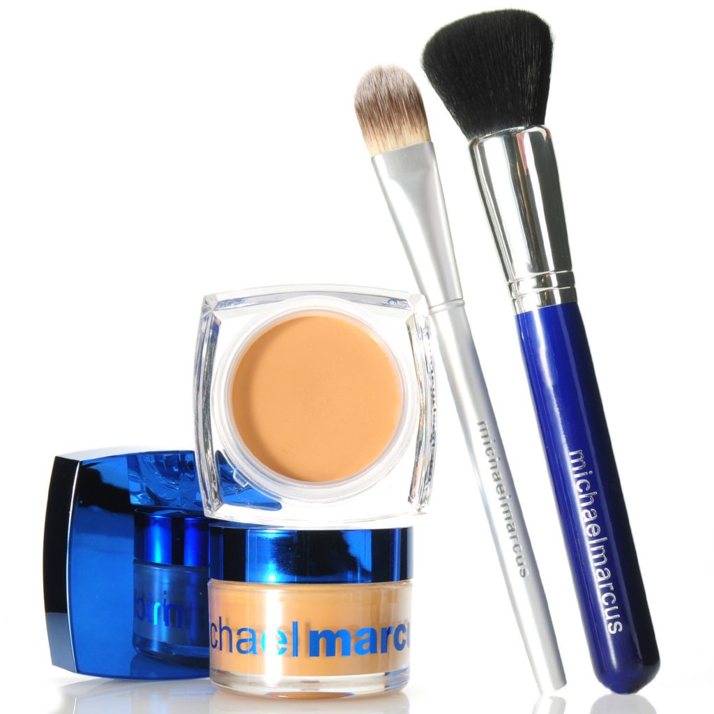 306-337 - Michael Marcus Two-Piece Anti-Aging Prime Kit w/ Brushes
