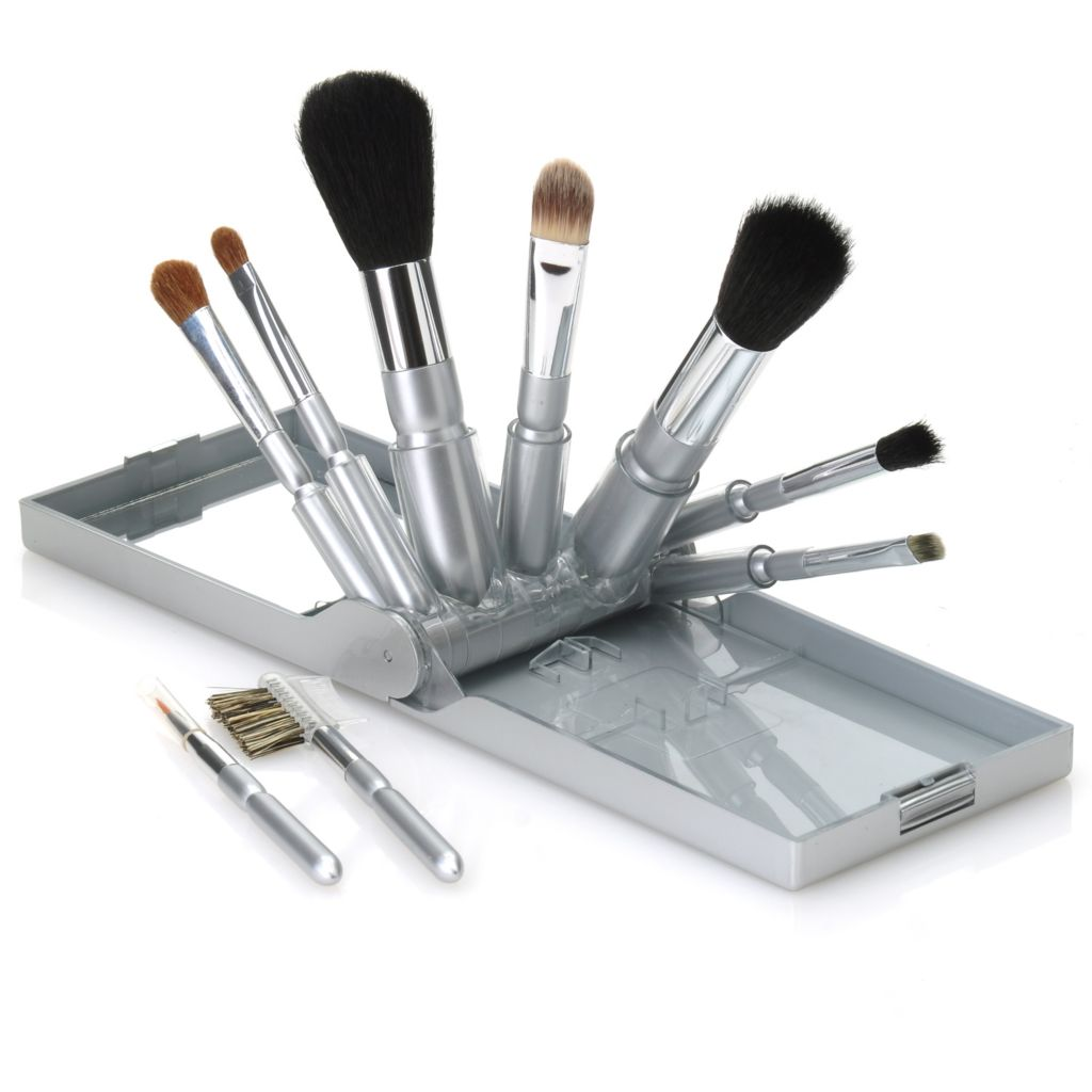 306-396 - Michael Marcus Nine-Piece Travel Brush Set