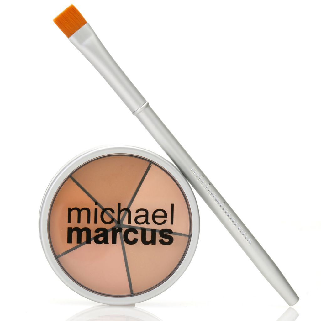 306-398 - Michael Marcus Concealer Wheel w/ Application Brush