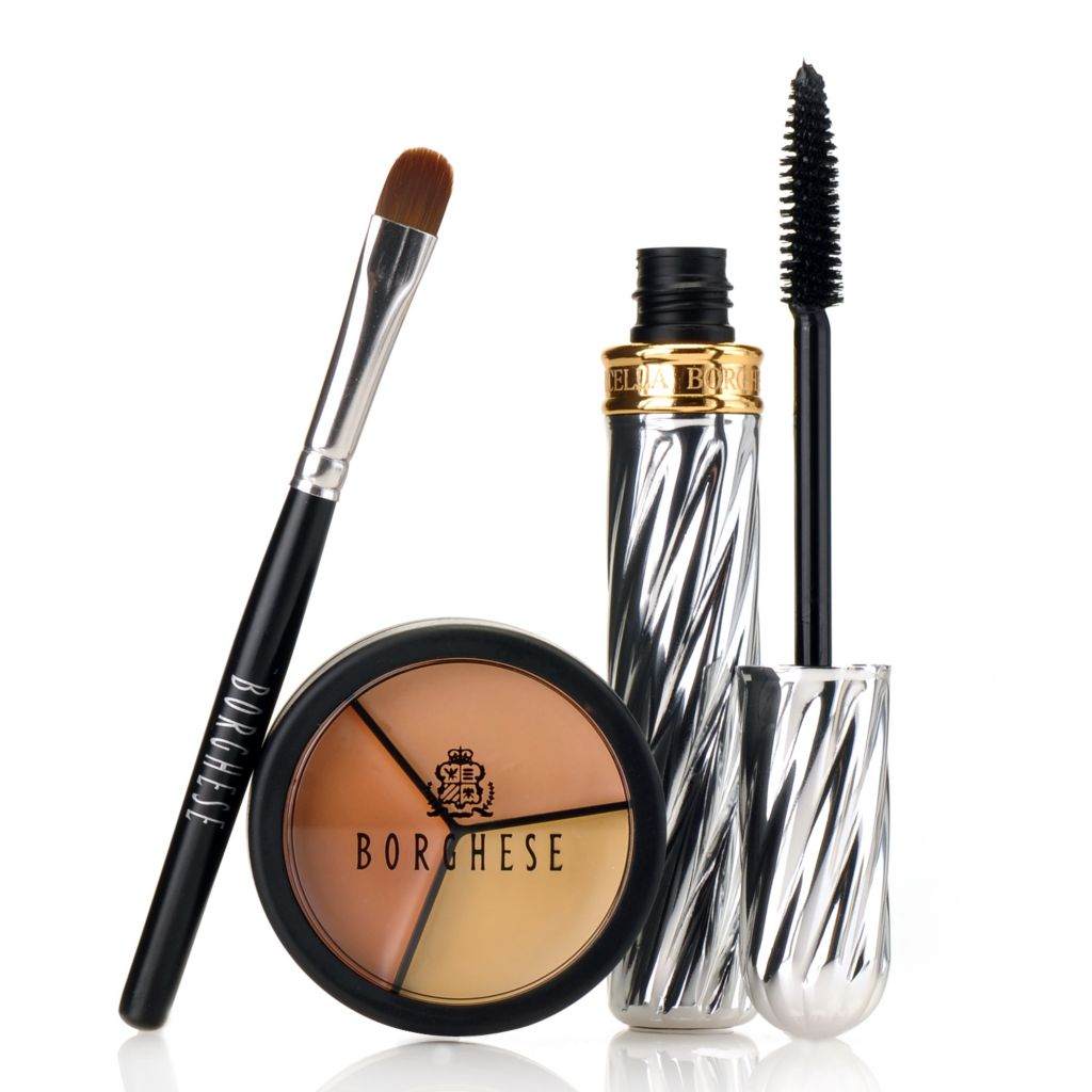 "306-417 - Borghese Two-Piece ""Eye Need a Pick Me Up"" Mascara & Concealer Set"