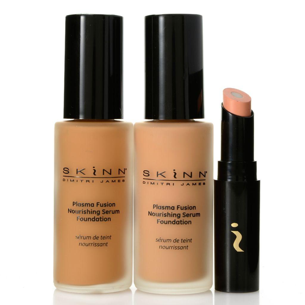 306-427 - Skinn Cosmetics Plasma Fusion Nourishing Serum Foundations & Corrector Trio