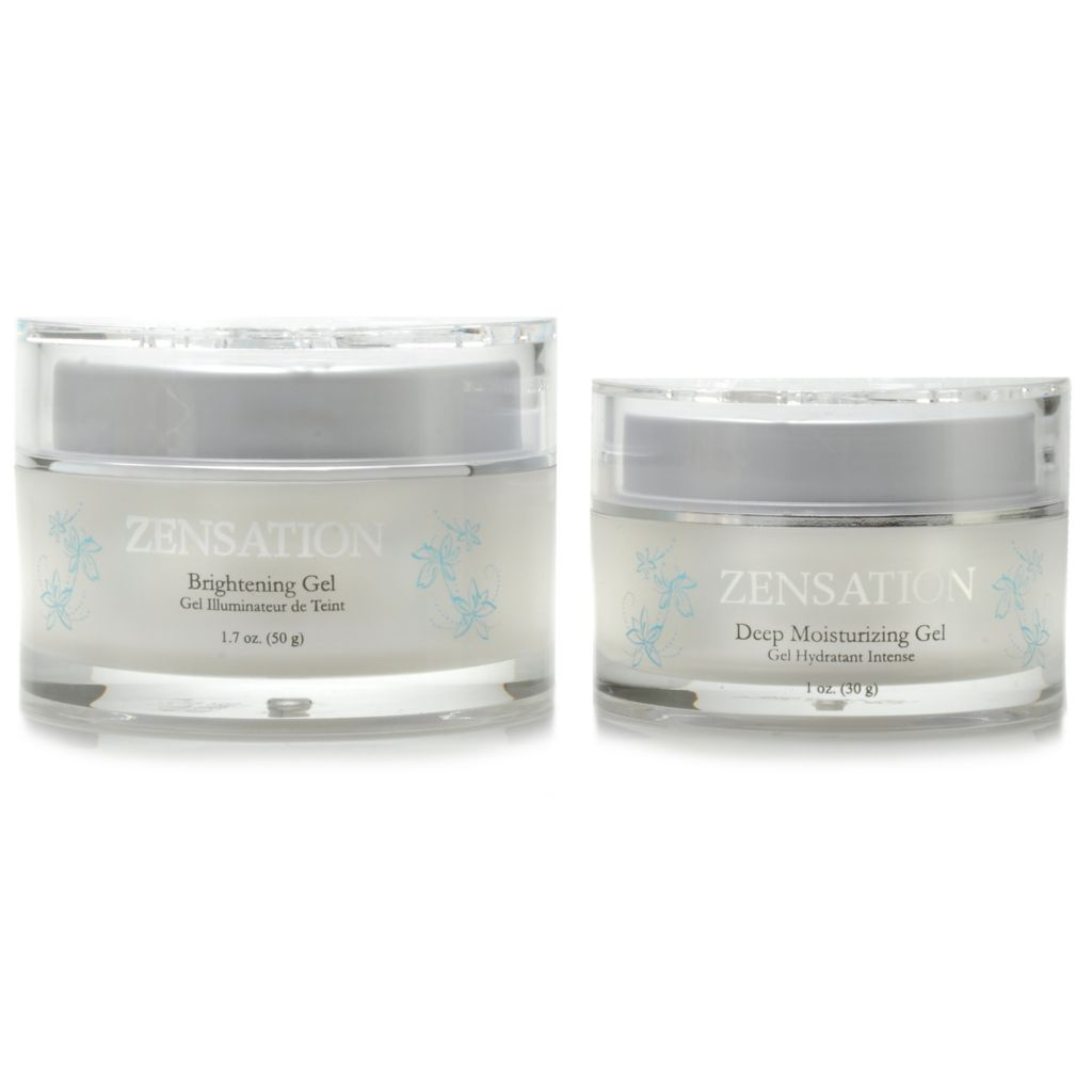 306-535 - ZENSATION® Deep Moisturizing & Brightening Gel Discovery Duo