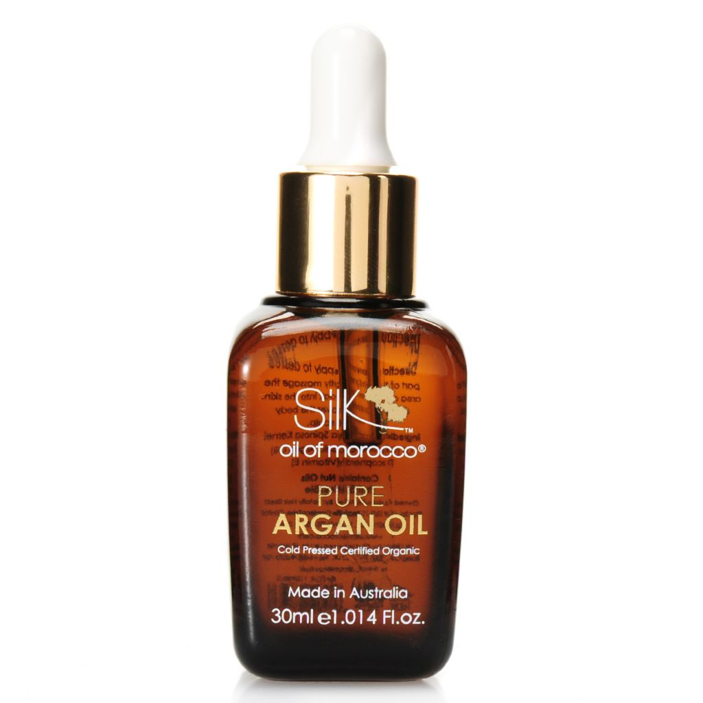 306-581 - Silk™ Oil of Morocco® Pure Argan Oil Replenishing Moisture Treatment 1.014 oz