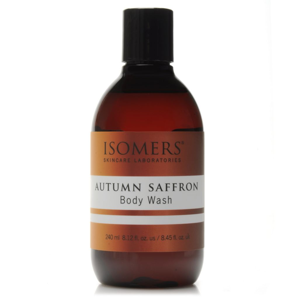 306-586 - ISOMERS® Autumn Saffron Body Wash 8 oz