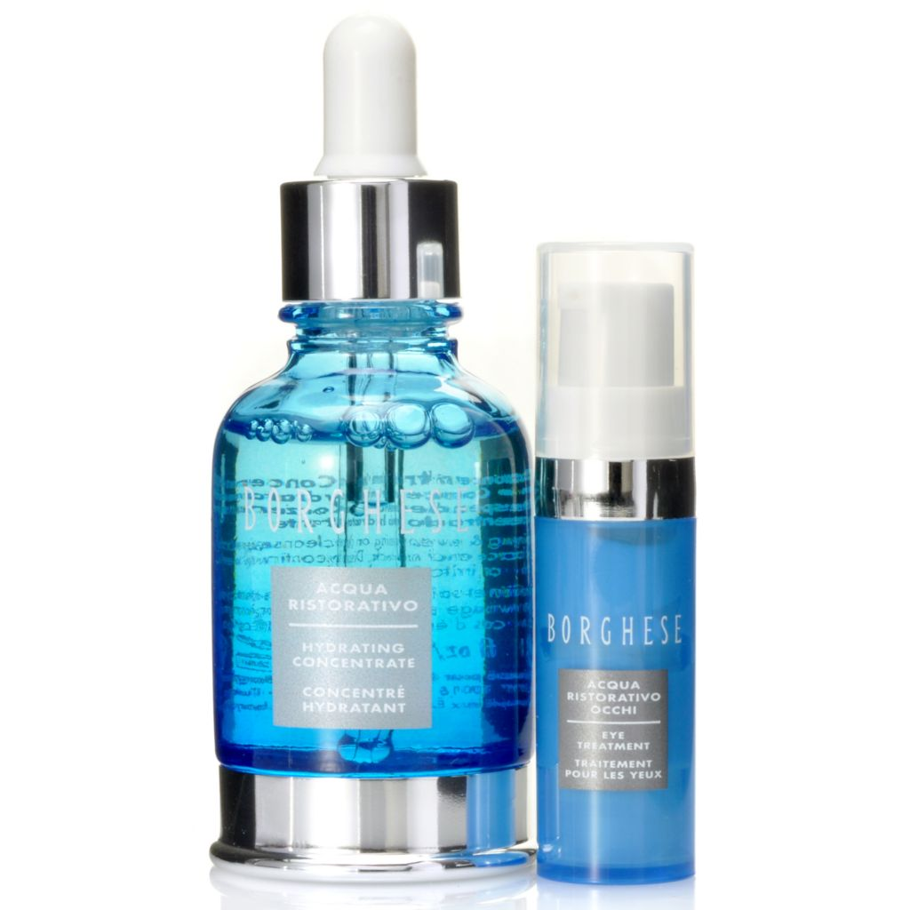 306-599 -  Borghese Acqua Ristorativo Hydrating Concentrate w/ Mini Eye Treatment