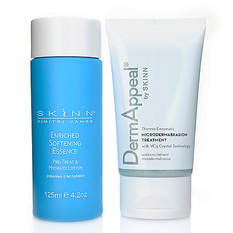 306-676 - Skinn Cosmetics DermAppeal Treatment & Enriched Softening Essence Duo