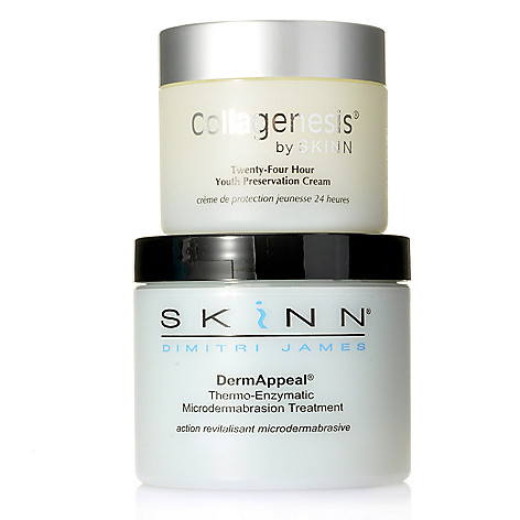 306-679 - Skinn Cosmetics DermAppeal Treatment & Youth Preservation Cream Duo