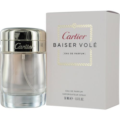 306-696 - Cartier Women's Baiser Volé Eau De Parfum Spray - 1.6 oz